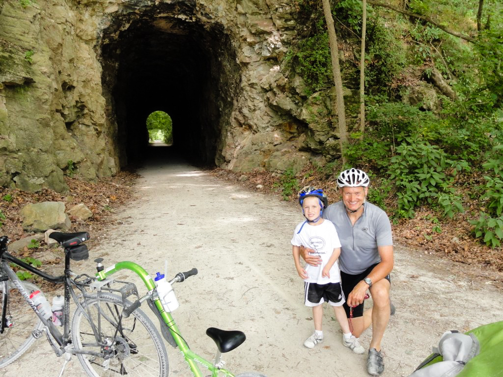 Bike Trip on the Katy Trail